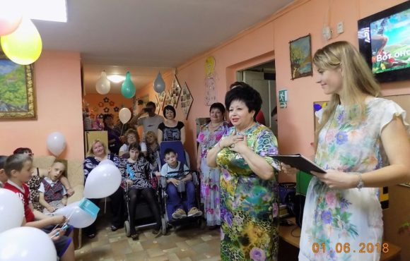Особенные дети Джанкоя под особым вниманием «ОПОРЫ РОССИИ»