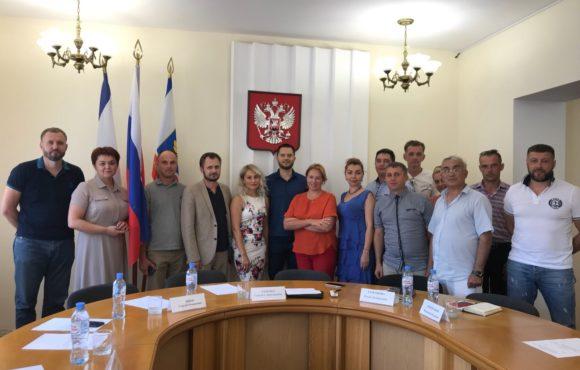 Крымская «ОПОРА РОССИИ»: рост отделения требует новых решений