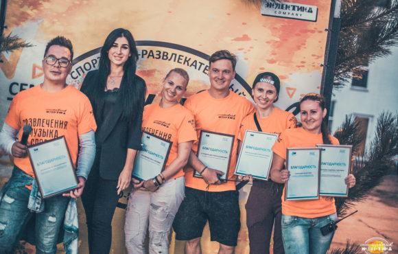 «ОПОРА РОССИИ» приняла участие в организации массового семейного пикника