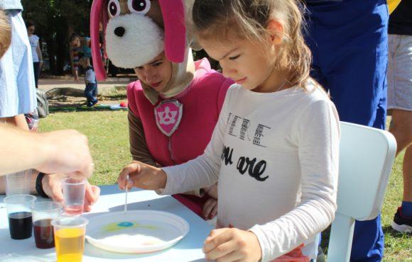 Проект «Подари тепло детям»