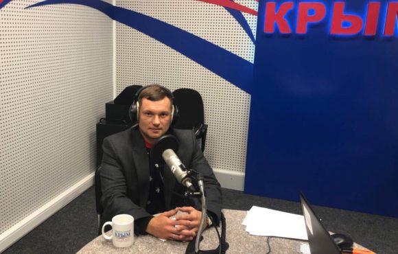 Дмитрий Борисов: промышленность – перспективный сегмент крымской экономики