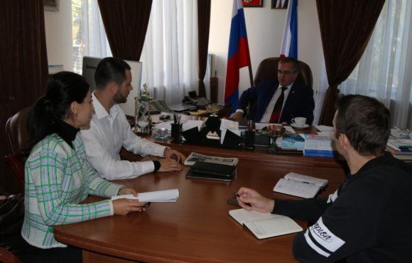 Сергей Лапенко озвучит инициативы крымских налоговиков в ФНС России