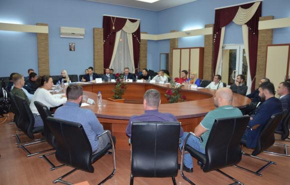 Совет крымского отделения «ОПОРЫ РОССИИ»: насыщенная повестка последнего заседания этого года