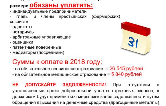Информация для предпринимателей от УФНС по Республике Крым