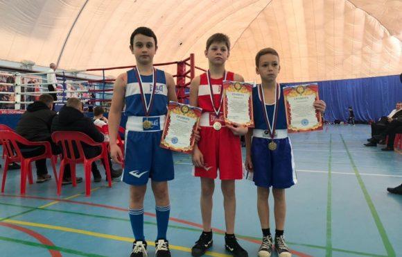 Новая победа керченских боксеров вместе с «ОПОРОЙ РОССИИ»