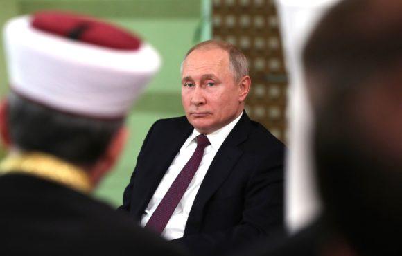 Президент России откликнулся на просьбу крымского отделения «ОПОРЫ РОССИИ» о финансовой поддержке турбизнеса полуострова