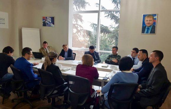 Заседание Комитета по реформированию отрасли обращения с отходами