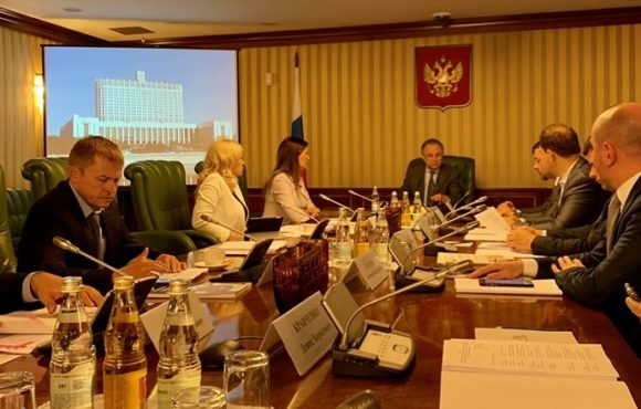 Сергей Лапенко принял участие в заседании попечительского совета конкурса лучших практик и инициатив социально-экономического развития