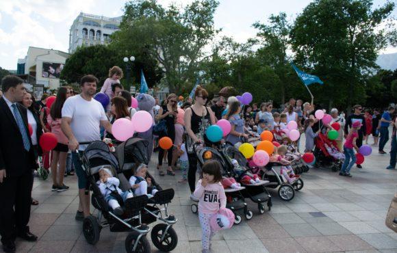 Представители «ОПОРЫ РОССИИ» приняли участие в организации Парада близнецов
