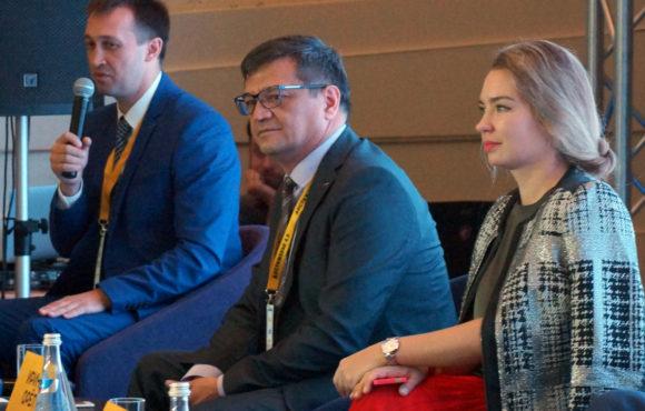 Первый вице-президент «ОПОРЫ РОССИИ» Азат Газизов выступил на пленарном заседании Форума лучших предпринимателей Крыма «Достижение 4.0»