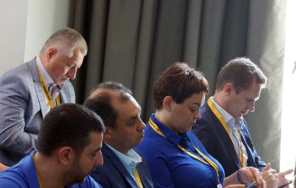 Представители КРО «ОПОРЫ РОССИИ» приняли участие в парламентском «круглом столе» «Развитие финансового рынка в Республике Крым»