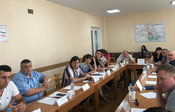 Предпринимателям Симферопольского района рассказали о мерах поддержки малого и среднего бизнеса