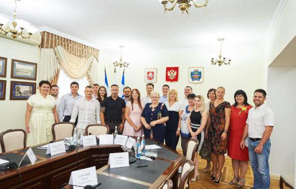 Наталья Маленко поддержала инициативы бизнес-сообщества Симферополя