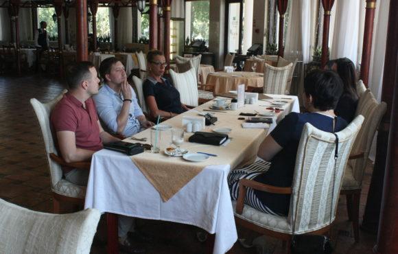 В Ялте состоялась встреча членов местного отделения «ОПОРЫ РОССИИ»