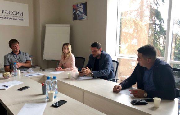 Крымское республиканское отделение «ОПОРЫ РОССИИ» проведет кубок по футболу