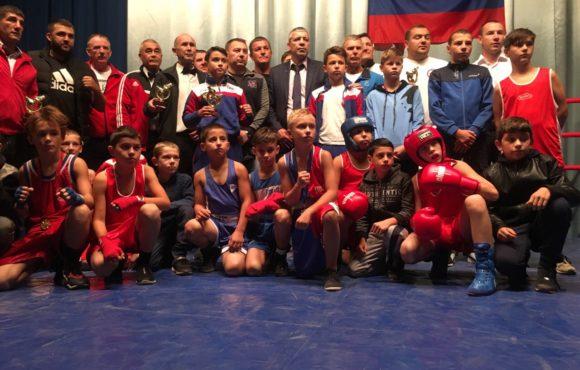 Боксерский клуб «Славянский ринг – 75» принял участие в турнире памяти Юрия Шевченко
