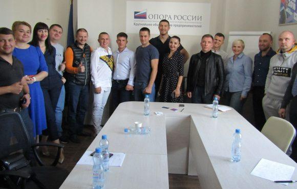 Комитет по туризму Крымского отделения «ОПОРЫ РОССИИ» определил кандидатуру нового председателя
