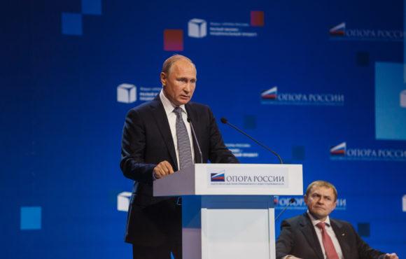 Владимир Путин поддержал предложение «ОПОРЫ РОССИИ» увеличить порог уголовной ответственности за налоговые преступления