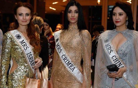 Анастасия Божкова вошла в тройку самых красивых женщин планеты