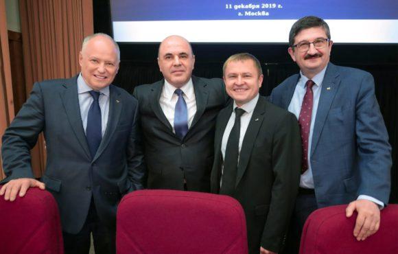 «ОПОРА РОССИИ» поддерживает кандидатуру Михаила Мишустина на пост главы Правительства