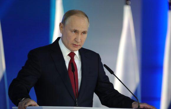 Президент России назвал приоритетные меры поддержки отечественного бизнеса