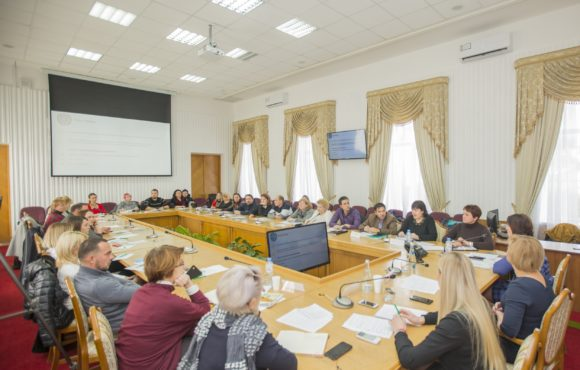 В Администрации Ялты обсудили вопросы развития социального предпринимательства