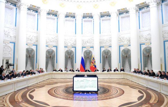 Владимир Путин поддержал предложение «ОПОРЫ РОССИИ» закрепить за Правительством функцию содействия предпринимательству