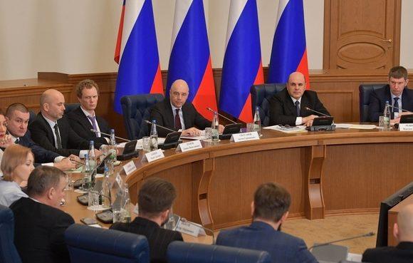 Михаил Мишустин возглавит правительственную комиссию по вопросам развития МСП