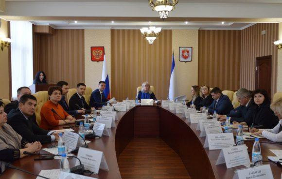 Рабочая группа по упрощению условий ведения предпринимательской деятельности в Крыму собралась в обновлённом составе
