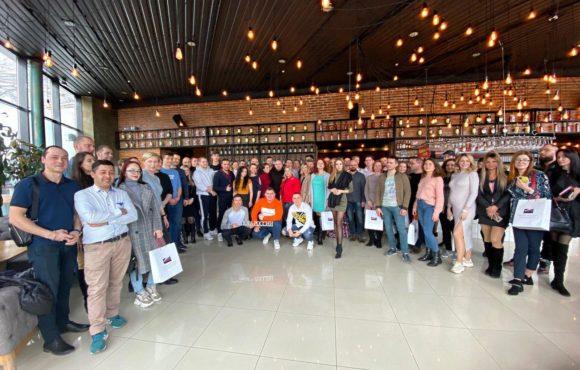 «Бизнес-завтрак 2.0» объединил предпринимателей Симферополя и Феодосии