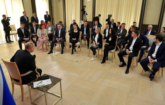 Владимир Путин поддержал предложения «ОПОРЫ РОССИИ» продлить мораторий на проверки малого и среднего бизнеса и расширить права самозанятых