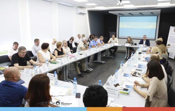 Общественный совет при Уполномоченном по защите прав предпринимателей в Республике Крым обсудил актуальные вопросы малого и среднего бизнеса региона