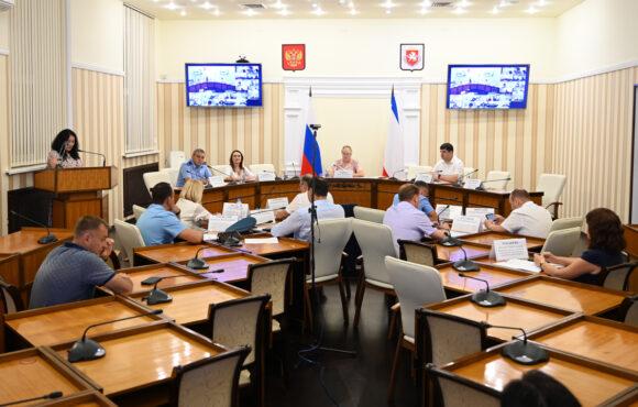 Сергей Лапенко принял участие в совещании по снижению административной нагрузки на бизнес