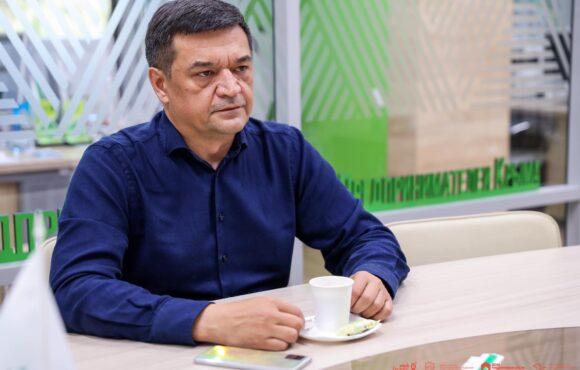 Азат Газизов принял участие в старте акселерационной программы для социальных предпринимателей в Симферополе