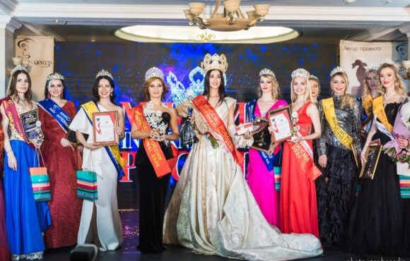Анастасия Божкова представит Россию на международном конкурсе «Миссис International» в Чикаго