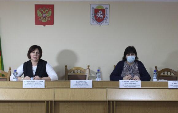 В Сакском районе состоялась встреча-консультация по вопросам социального предпринимательства