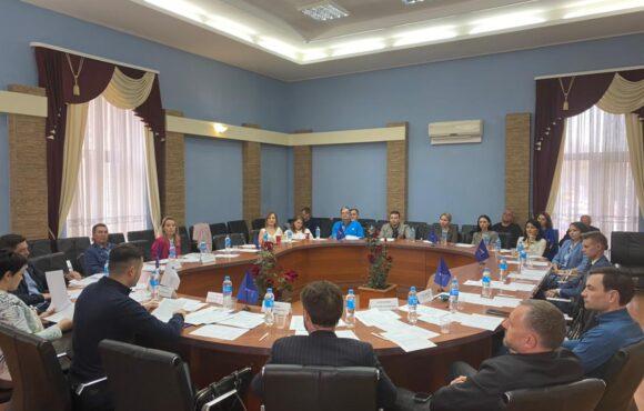 Заседание совета крымской «ОПОРЫ РОССИИ»