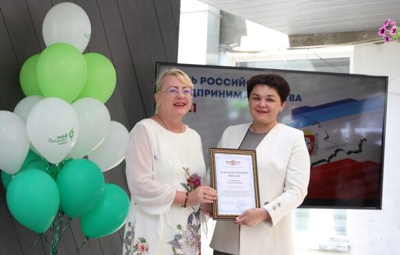Правительственные награды для крымской команды «ОПОРЫ РОССИИ»